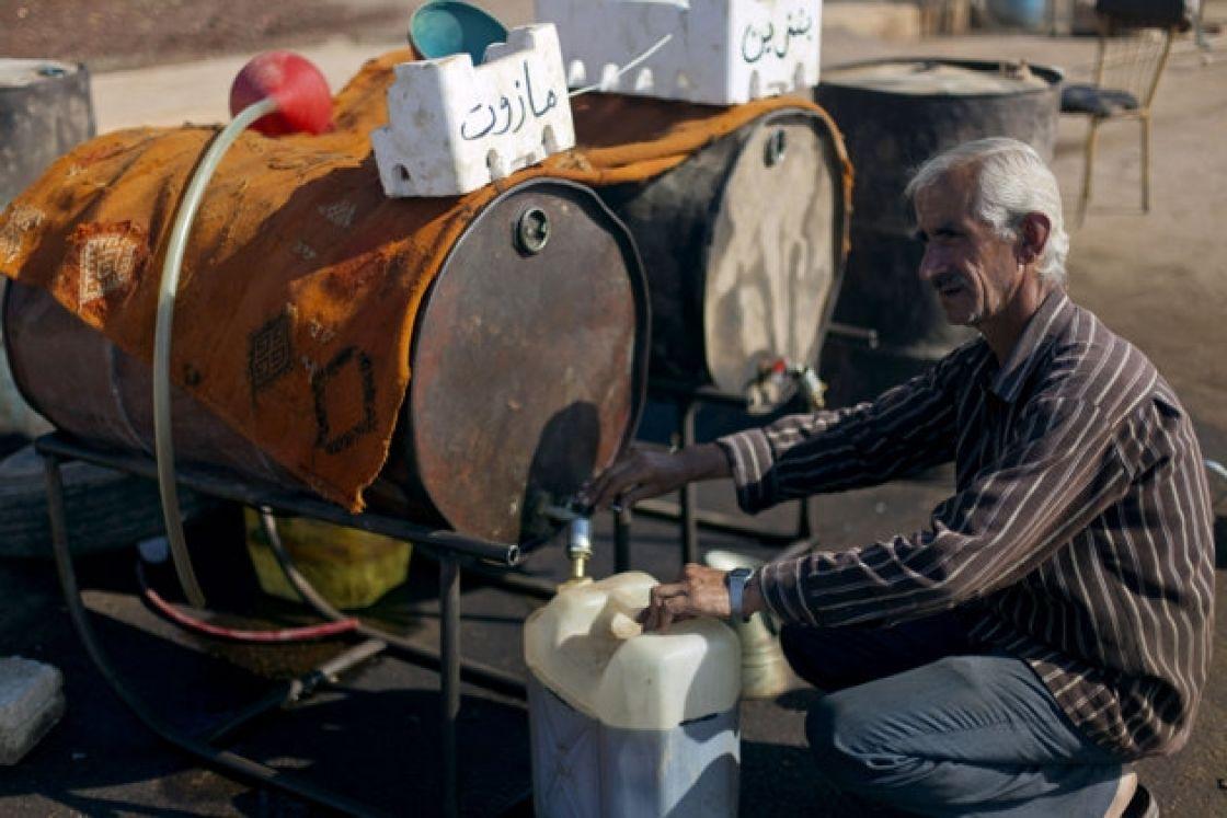 المازوت والبنزين في لبنان